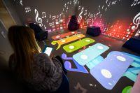 state-of-the-art immersive sensory room