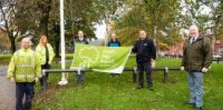 photo of staff at Alexandra Park