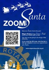 Zoom With Santa