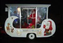 Astley Rotary santa sleigh
