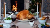 phot of Turkey meal