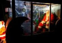 Rotary Astley Santa 2020.