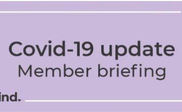 covid 19 Member briefing