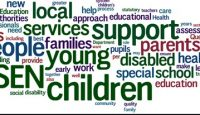 word cloud social care provision
