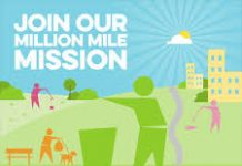 poster for million mile mission