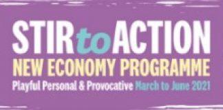 Stir to Action logo