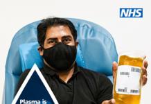 Blood-Plasma-Donation