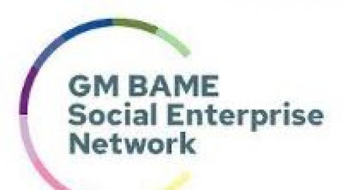 GMCVO & GM BAME Network Social Enterprise logo
